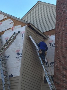 Insulated Trim Gutters A Parker Contracting Delaware